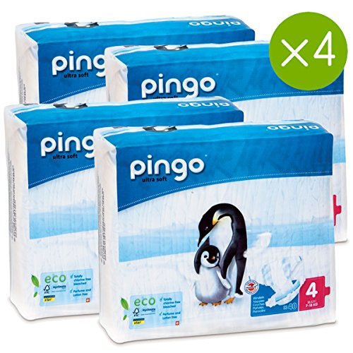 Couches PINGO Taille 4 7/18kg (160 couches)