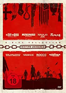 Western Unchained Collection [8 DVDs]