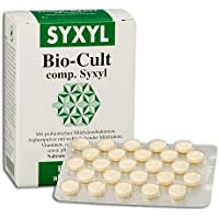 BIO CULT comp. Syxyl Tabl., 100 St preisvergleich bei billige-tabletten.eu