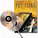 Piano de las 40mejores Pop Ballads banda 2–El compañero indispensable para fijo lichkeiten con dos CD y Piano de lápiz [de la fragancia/Sheet Music}