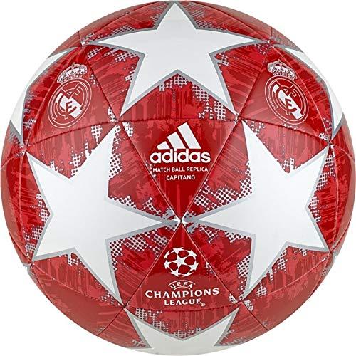 Adidas Finale 18Real Madrid Capitano-Balón de fútbol
