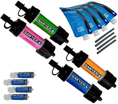 SAWYER PRODUCTS Unisex – Erwachsene Mini Wasserfilter