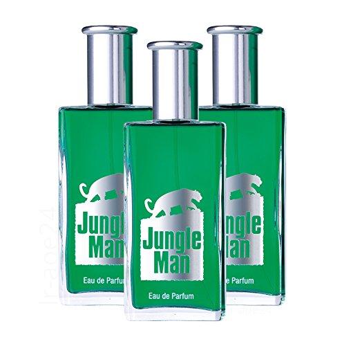 LR Jungle Man Eau de Parfum (3x 50 ml)