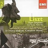 Songtexte von Franz Liszt - Liszt: A Faust Symphony / Tone Poems / Psalm XIII