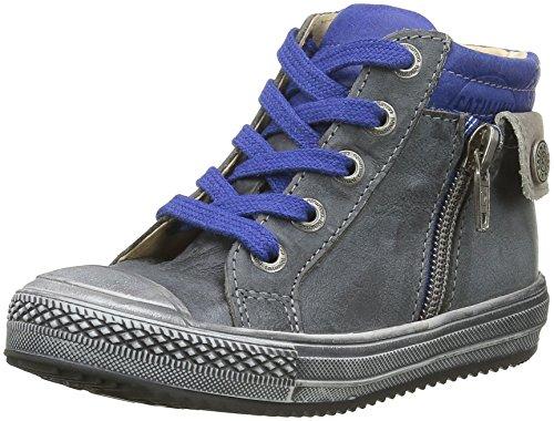 CatiminiBoa - Sneaker Bambino , Grigio (Gris (21 Nuv Gris/Bleu Dpf/Omero)), 30