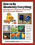How to Do Absolutely Everything: Homegrown Projects from Real Do-It-Yourself Experts