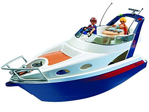 PLAYMOBIL-5205–Luxus-Yacht