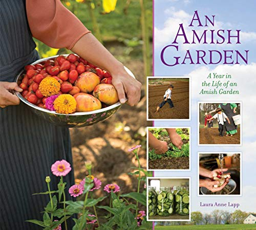 Amish Garden: A Year In The Life Of An Amish Garden - Amish Country Lancaster Pa
