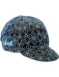 Cinelli Blue Ice–Gorra, color negro/azul, talla única