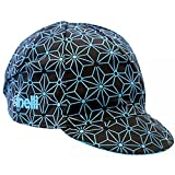 Cinelli Unisex Ice Cap, Black/Blue, One Size