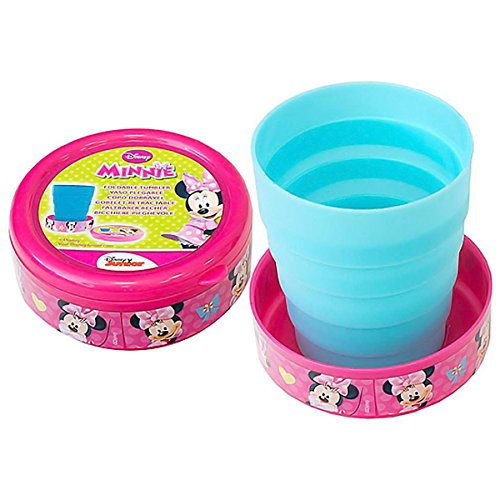 Joy Toy 756506Minnie Taza Plegable melamina