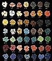 Mosaik-Minis (MiniBits), 50g, von ALEA Mosaik - TapetenShop
