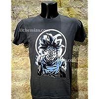Goku Instinct, maglia grigia, maglietta t-shirt, felpa, canotta, Dragonball