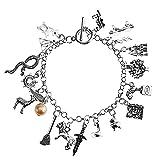 Best Inspired Silver Bracelets - Emma Harry Potter Bracelet Silver Inspired Jewelry Series Review