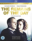 The Remains of the Day [Blu-ray] [UK Import] -