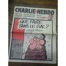 Charlie Hebdo 7 juin 1995 n°154 que faire sans le bac humilié à Sarajevo -