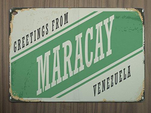 LEotiE SINCE 2004 Tablet Schutz Hülle passend für Ipad Air 2 Fernweh Stadt Maracay Venezuela
