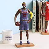 Kaige Tischdekoration Basketball-star James Resin