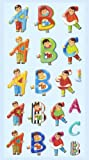 Softy-Sticker ABC Jungs