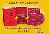 Dalloz Etudes. Droit civil L1 2012-2013 - 11e éd.: Dalloz Études