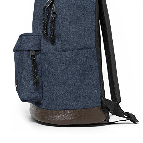 Eastpak Rucksack Blau Seite