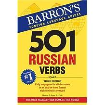 501 Russian Verbs (Barron's 501 Russian Verbs)