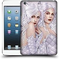 Ufficiale Selina Fenech Sorelle Argentate Fate Cover Retro Rigida per Apple iPad mini 1 / 2 / 3