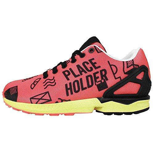 adidas ZX Flux, Sneakers da Uomo Rosso