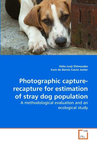 Photographic capture-recapture for estimation of stray dog population por Helio Junji Shimozako