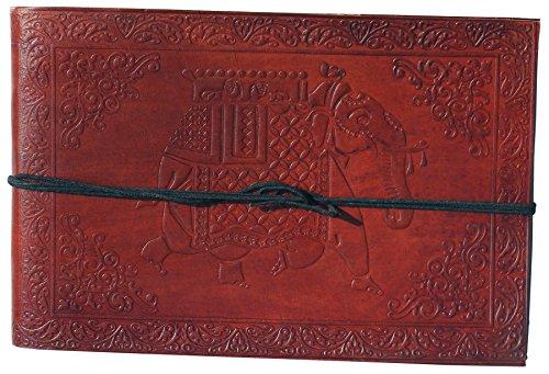 mejor precio - SouvNear-álbum de fotos con cubierta de cuero de regalo...