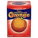 Terry's Dark Chocolate Orange Bal,l 157 g, Pack of 12