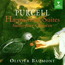 Purcell:Cembalo Suiten