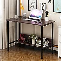 mesa plegable YNN Mesa de Escritorio de Oficina Mesa de Oficina Mesa de Ordenador portátil (