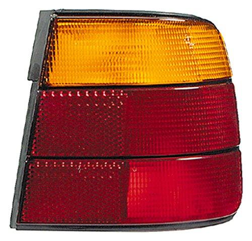 HELLA 2VA 005 553-121 Piloto posterior, derecha, 12V, Tecnología de lámparas incandescentes, con portalámparas