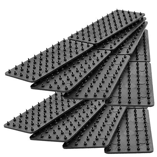 Anti Rutsch Matten- und Verlegegreifer – STOPPEN sie ihre Matten und Verleger von Rutschen und Verschieben (Flooring Wood Strips)
