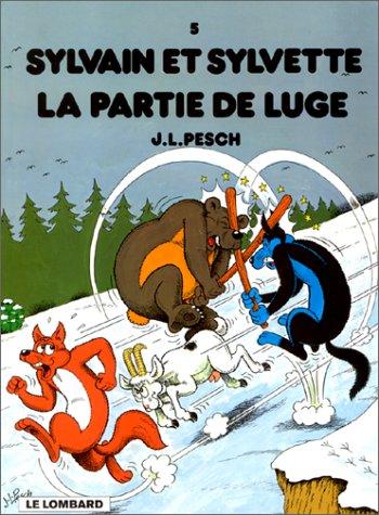 Sylvain et Sylvette, tome 5 : La partie de luge