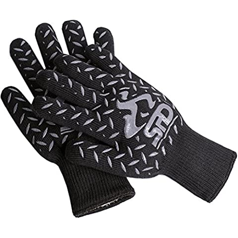 SPD gloves heat resistant kitchen, 932 ° F Extreme high temperature protection