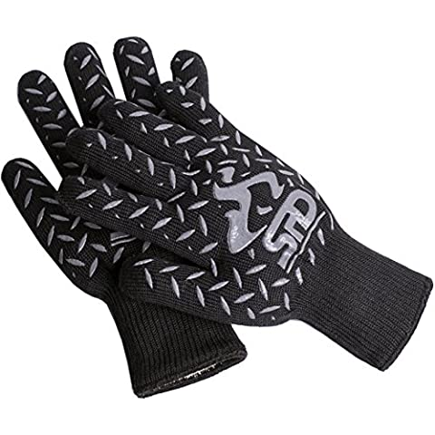 SPD Pro Extreme Protection Cooking & Grilling Gloves, Made of