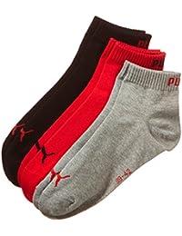 Puma 251015 - Chaussettes de sport - Femme - Lot de 3