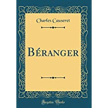 Béranger (Classic Reprint)