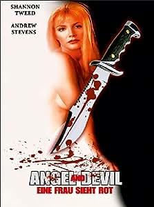 Angel and Devil - Eine Frau sieht rot - Mediabook (+ DVD) - Limitiert auf 250 Stück [Blu-ray]