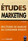 Image de Etudes marketing: Des études de marché au consumer insight