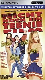 Nicht noch ein Teenie Film (Unrated Extended Director's Cut) [UMD Universal Media Disc]