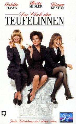 Cine Plus Home Entertainment GmbH Der Club der Teufelinnen [VHS]