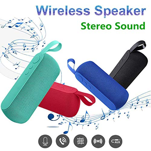Cassa Musicale Portatile Altoparlante Bluetooth Stereo USB