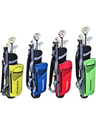 Young Gun SGS Série de Golf Junior Eagle 3-5 ans Jaune