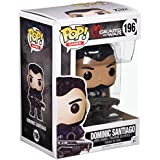 Funko Pop! - Dominic Santiago figura de vinilo, seria Gears of War (12189)