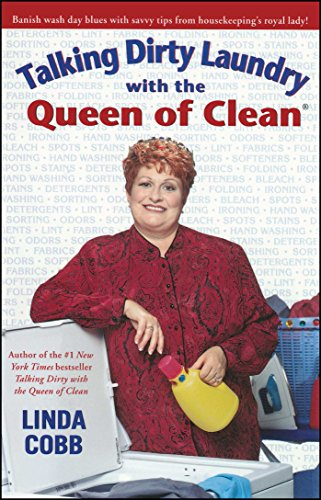 Talking Dirty Laundry with the Queen of Clean (English Edition)