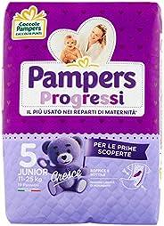 Pampers Progressi Junior, 19 Pannolini