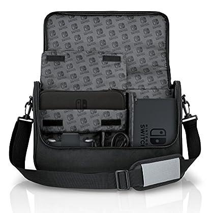Power A - Everywhere Messenger Bag (Nintendo Sw...